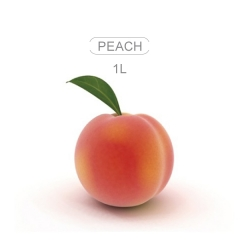 Juicy Peach E Liquid Flavor 1l