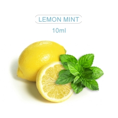 Lemon Mint E-Liquid Flavor 10ml