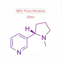 Colorless Pure Nicotine Liquid