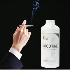 sulfate tobacco extraction pure nicotine