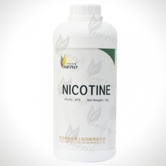 colorless pure nicotine products producer 1kg