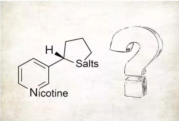 Where does nicotine come from?